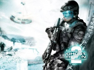 Ghost Recon Future Soldier- Modo Individual Reveal Tráiler