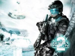 Ghost Recon Future Soldier- Modo Individual Reveal Tráiler