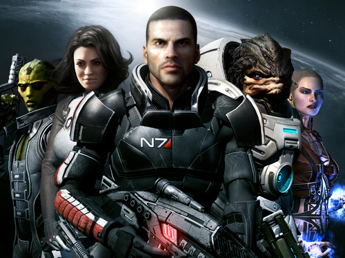 Mass Effect 3: «Take Earth Back»