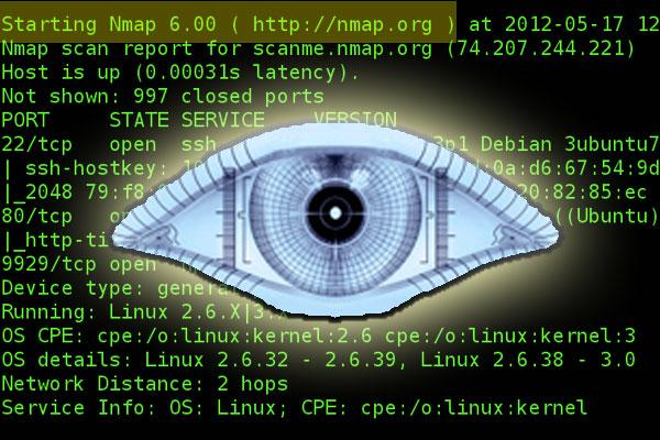 Ping: Zenmap la interfaz grafica de Nmap que te permite scanear los puertos