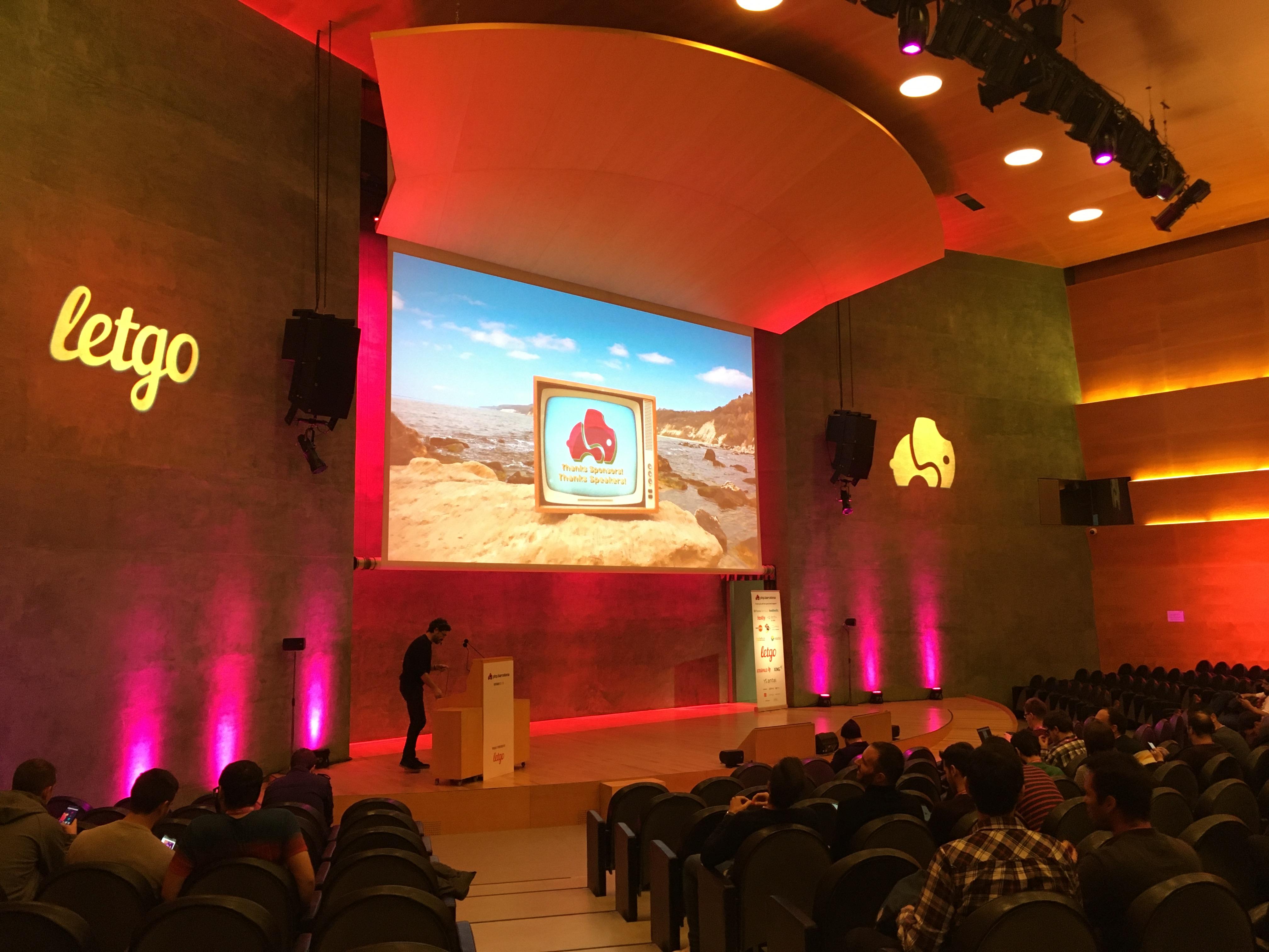 PHP Barcelona 2019 – Día 2